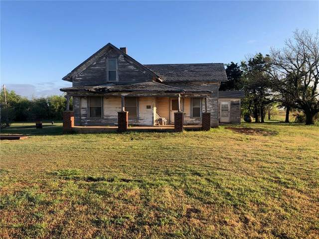 15545 SW 59th Street, Yukon, OK 73099 (MLS #954139) :: Homestead & Co