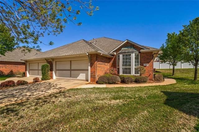 5 Red Admiral Way, Edmond, OK 73013 (MLS #954159) :: Maven Real Estate