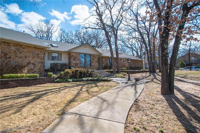 3104 Broken Bow Court, Edmond, OK 73013 (MLS #954167) :: Homestead & Co