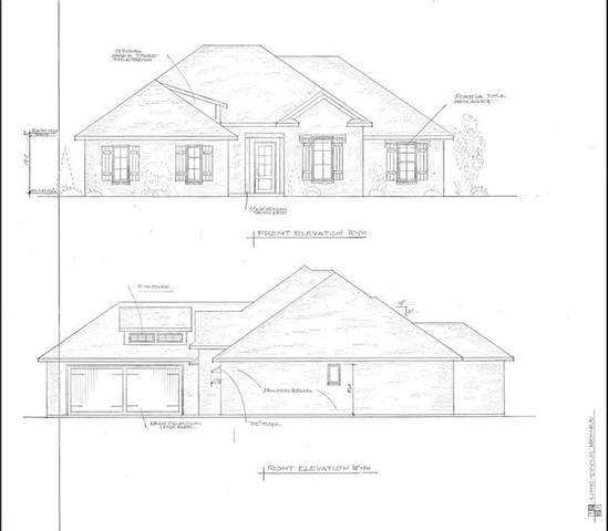 2101 Rockrun Mill, Yukon, OK 73099 (MLS #954174) :: Homestead & Co