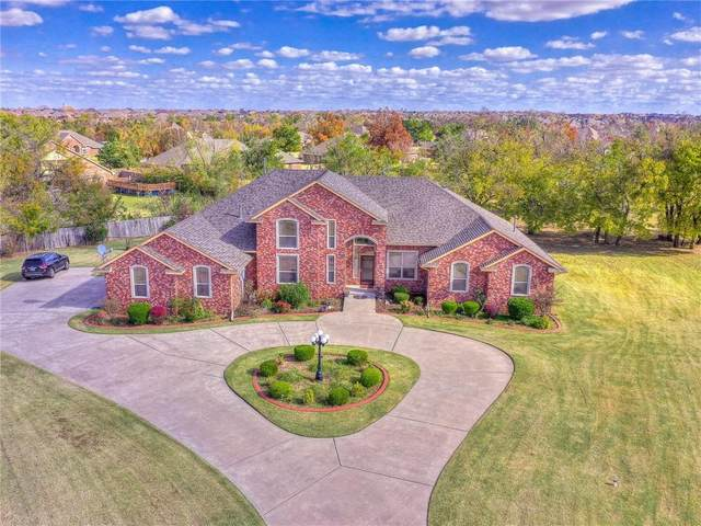 10000 SW 33rd Street, Yukon, OK 73099 (MLS #954182) :: Keller Williams Realty Elite