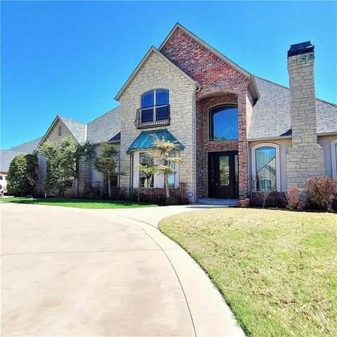 13100 Lorien Way, Oklahoma City, OK 73170 (MLS #954188) :: Homestead & Co