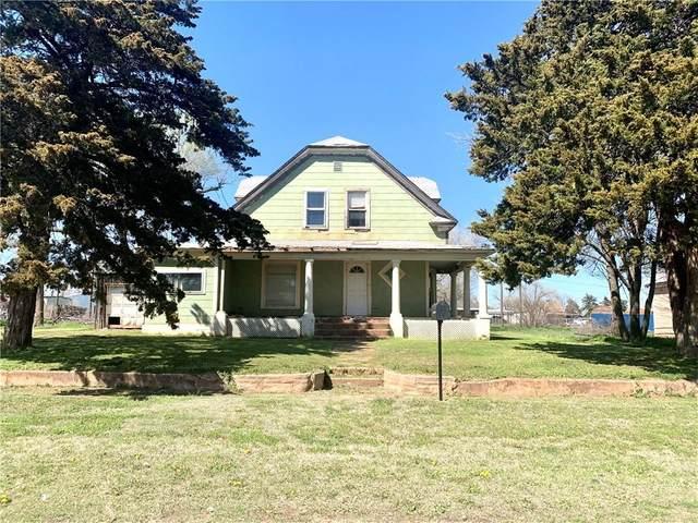 115 E 9th Street, Custer City, OK 73639 (MLS #954202) :: Maven Real Estate