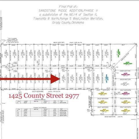1425 County Street 2977, Blanchard, OK 73010 (MLS #954205) :: Homestead & Co