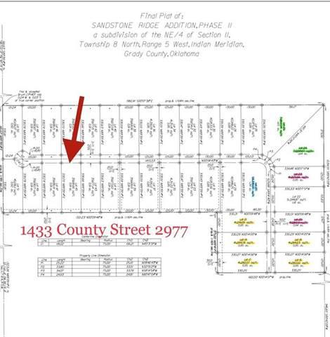 1433 County Street 2977, Blanchard, OK 73010 (MLS #954211) :: Keller Williams Realty Elite