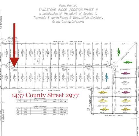 1437 County Street 2977, Blanchard, OK 73010 (MLS #954214) :: Keller Williams Realty Elite