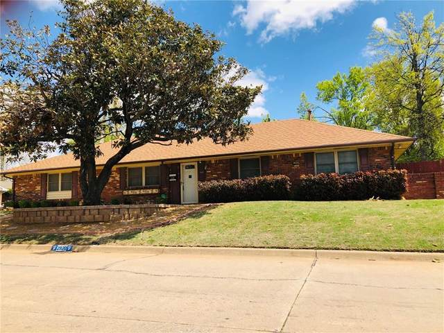 2920 N Woodcrest Drive, Midwest City, OK 73110 (MLS #954225) :: Homestead & Co