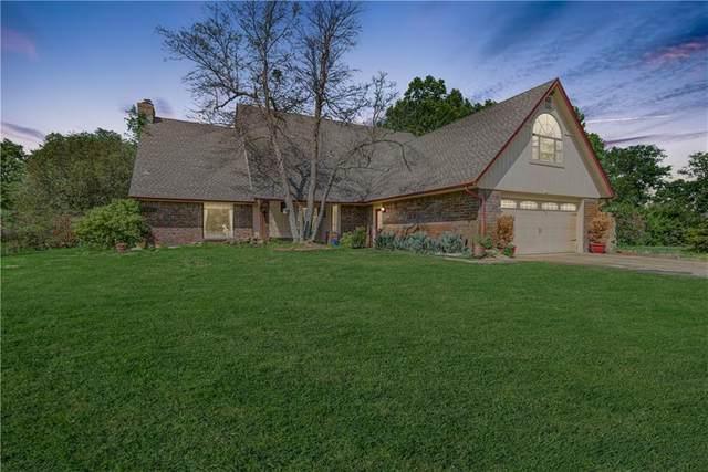 4310 SE 37th Street, Norman, OK 73072 (MLS #954236) :: Homestead & Co