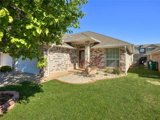 13236 Signature Circle, Oklahoma City, OK 73142 (MLS #954256) :: Homestead & Co