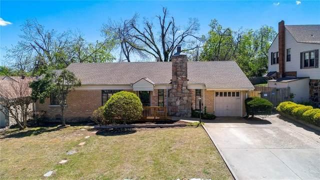 3104 NW 26th Street, Oklahoma City, OK 73107 (MLS #954266) :: Keller Williams Realty Elite