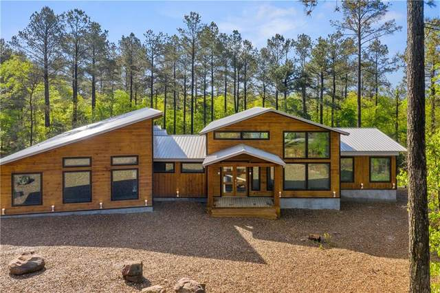 30 Hickory Creek Trail, Broken Bow, OK 74728 (MLS #954285) :: Homestead & Co
