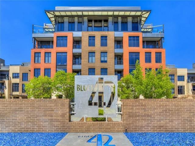301 NE 4th Street #12, Oklahoma City, OK 73104 (MLS #954294) :: Erhardt Group at Keller Williams Mulinix OKC