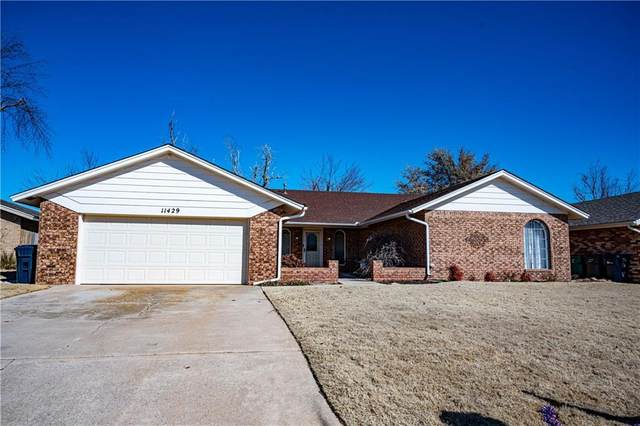 11429 Carriage Drive, Yukon, OK 73099 (MLS #954299) :: Keller Williams Realty Elite