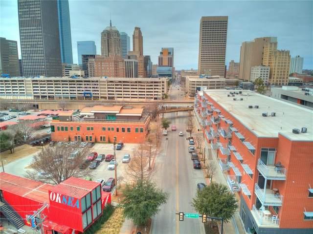 1 NE 2nd Street #317, Oklahoma City, OK 73104 (MLS #954305) :: Homestead & Co