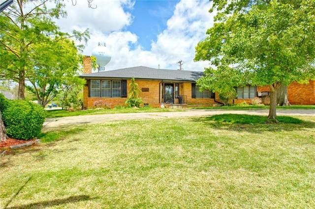 1835 Drakestone Avenue, Nichols Hills, OK 73120 (MLS #954309) :: Homestead & Co