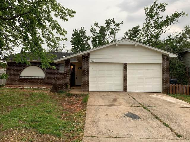 5001 S Karen Street, Oklahoma City, OK 73135 (MLS #954318) :: Maven Real Estate