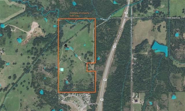 35566 E 124th, Seminole, OK 74868 (MLS #954323) :: Homestead & Co