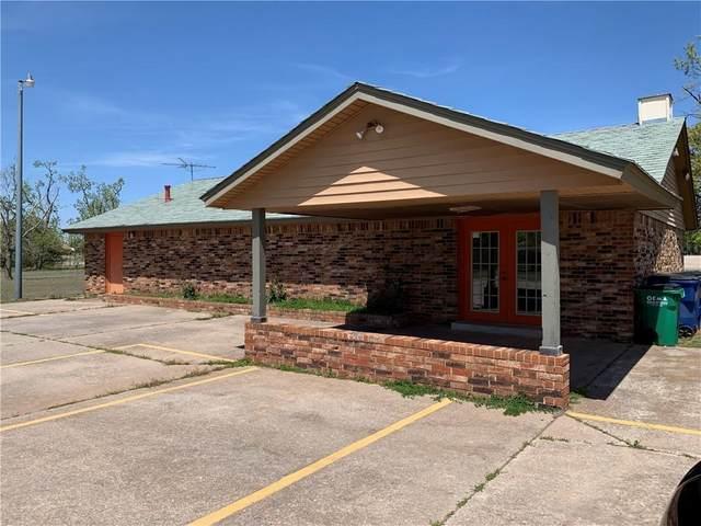 1115 S Czech Hall Road, Mustang, OK 73064 (MLS #954332) :: Keller Williams Realty Elite