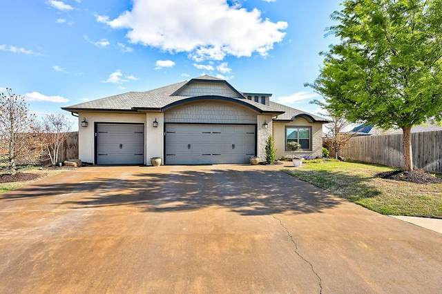 3904 NW 167th Terrace, Edmond, OK 73012 (MLS #954343) :: Keller Williams Realty Elite