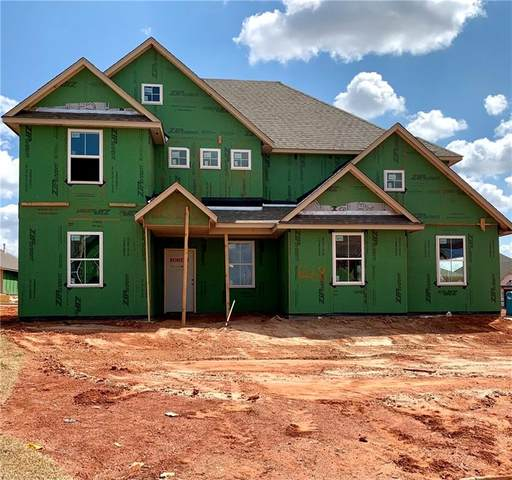 6268 Macarthur Park Circle, Edmond, OK 73012 (MLS #954345) :: Homestead & Co
