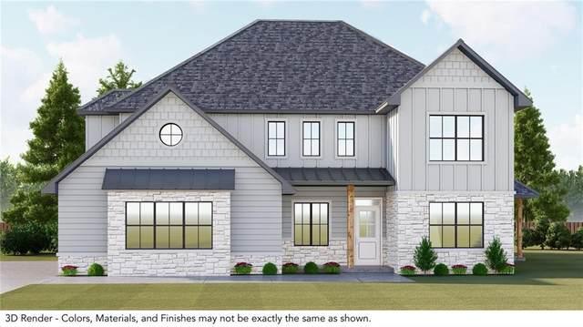 6300 Macarthur Park Circle, Edmond, OK 73012 (MLS #954360) :: Keller Williams Realty Elite