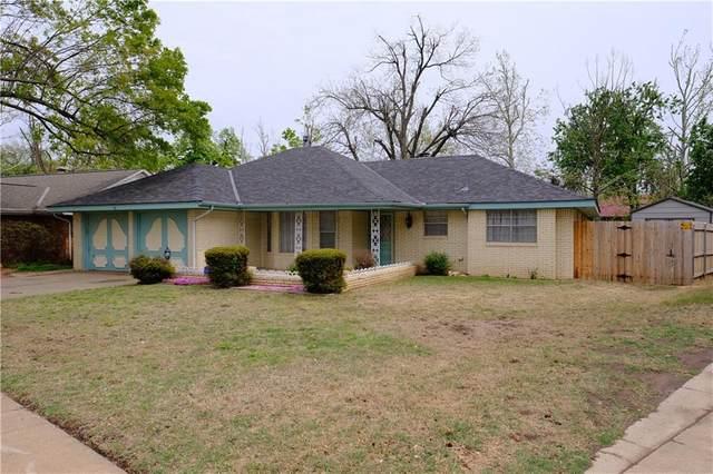 9820 S Harvey Avenue, Oklahoma City, OK 73139 (MLS #954361) :: Keller Williams Realty Elite