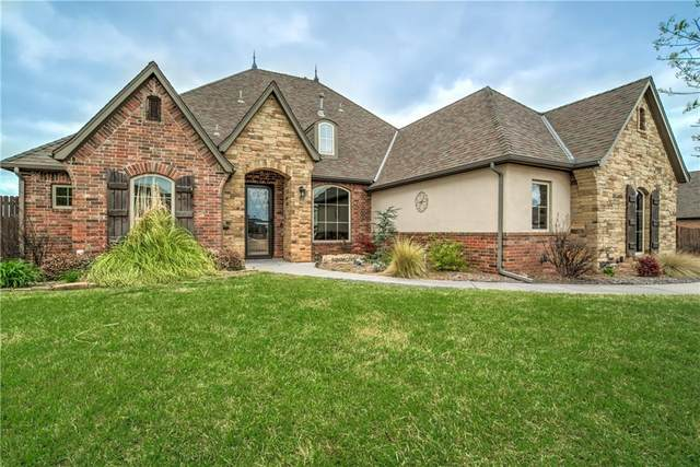 320 Land Run Lane, Yukon, OK 73099 (MLS #954371) :: Keller Williams Realty Elite
