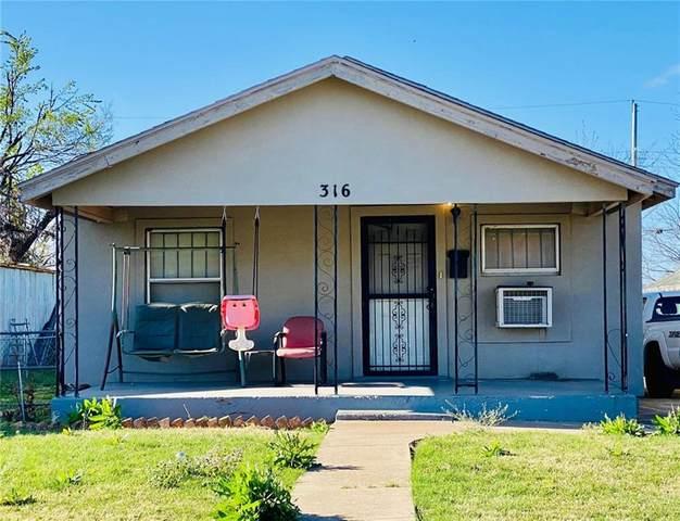 316 SE 39th Street, Oklahoma City, OK 73129 (MLS #954380) :: Keller Williams Realty Elite