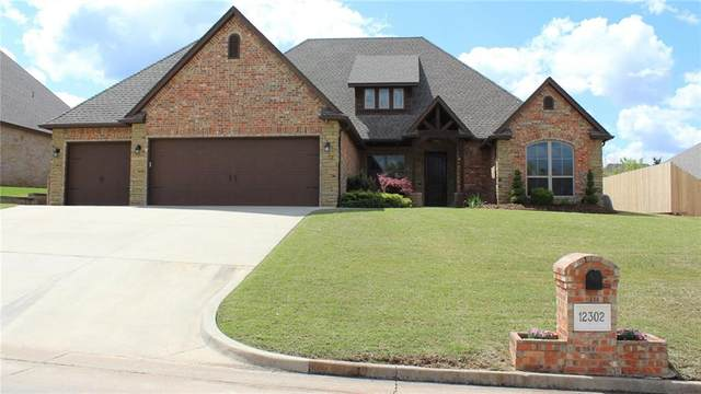 12302 Elizabeth Drive, Midwest City, OK 73130 (MLS #954402) :: Keller Williams Realty Elite