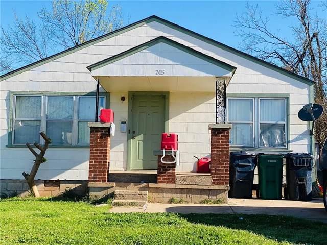 315 SE 39th Street, Oklahoma City, OK 73129 (MLS #954407) :: Keller Williams Realty Elite