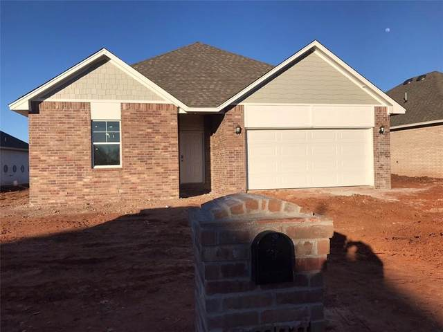 14332 Peach Tree Drive, Yukon, OK 73099 (MLS #954416) :: Keller Williams Realty Elite