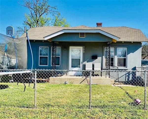 309 SE 40th Street, Oklahoma City, OK 73129 (MLS #954432) :: Keller Williams Realty Elite