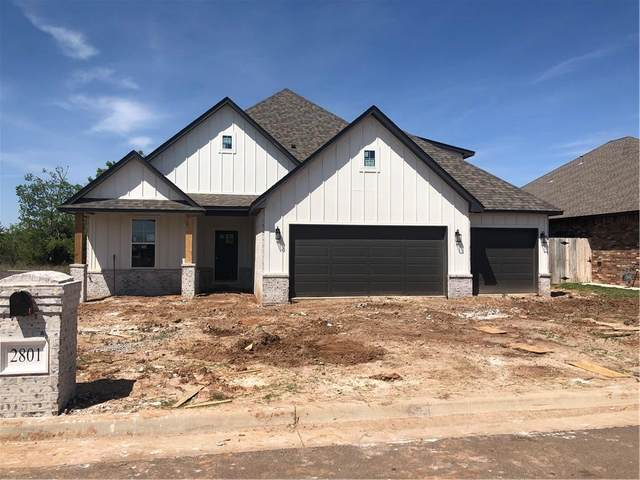 2801 Canyon Berry Lane, Yukon, OK 73099 (MLS #954457) :: Keller Williams Realty Elite