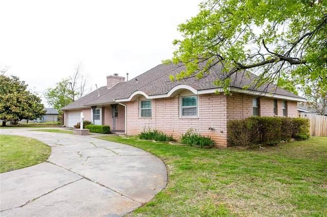 8800 N Military Avenue, Oklahoma City, OK 73114 (MLS #954468) :: Keller Williams Realty Elite