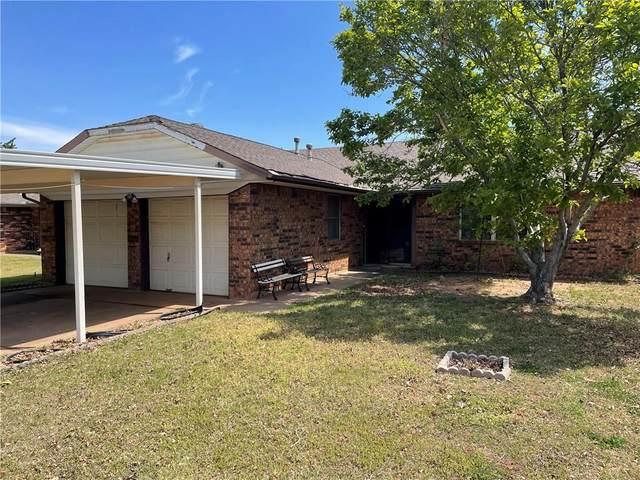 5312 Chad Road, Oklahoma City, OK 73135 (MLS #954470) :: Keller Williams Realty Elite