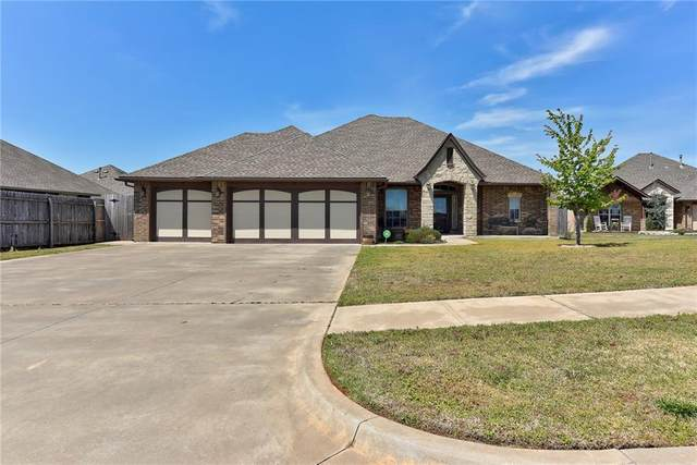 3425 Windmill Road, Moore, OK 73165 (MLS #954480) :: Homestead & Co