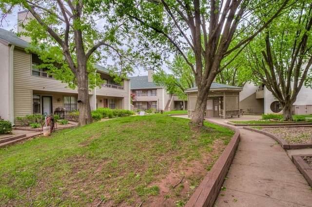 11130 Stratford #419 Drive #419, Oklahoma City, OK 73120 (MLS #954481) :: Homestead & Co