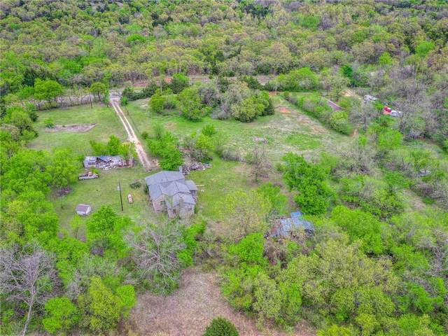 11616 NE 150th Street, Jones, OK 73149 (MLS #954490) :: Maven Real Estate