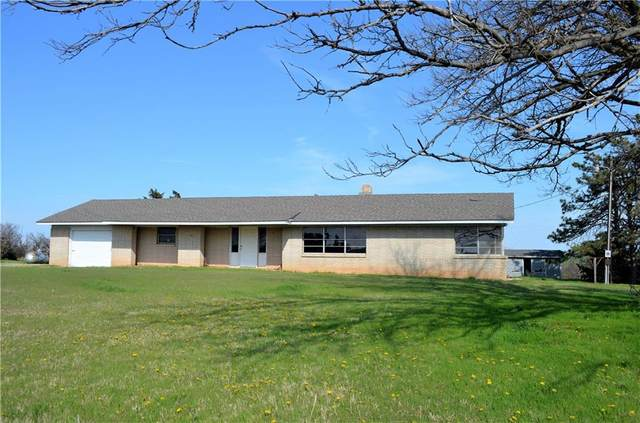 12304 Highway 54 Highway, Cordell, OK 73632 (MLS #954494) :: Keller Williams Realty Elite