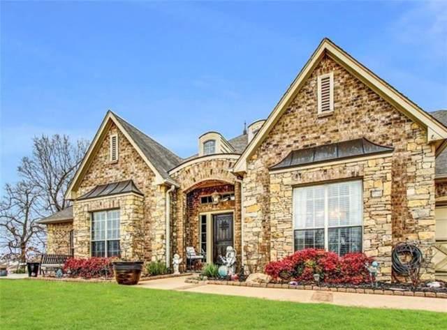 1306 N Old North Place, Sand Springs, OK 74063 (MLS #954567) :: Keller Williams Realty Elite