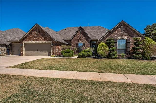 3212 Chesterfield Place, Oklahoma City, OK 73079 (MLS #954584) :: Homestead & Co