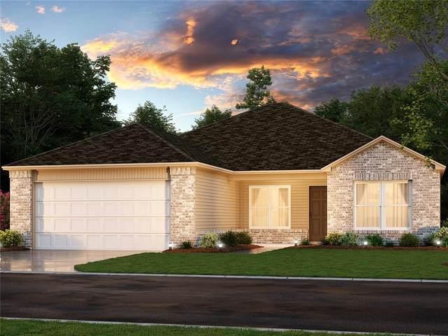 526 Kinder-Wells Boulevard, Perkins, OK 74059 (MLS #954589) :: KG Realty