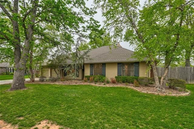 2941 Kerry Lane, Oklahoma City, OK 73120 (MLS #954601) :: Keller Williams Realty Elite