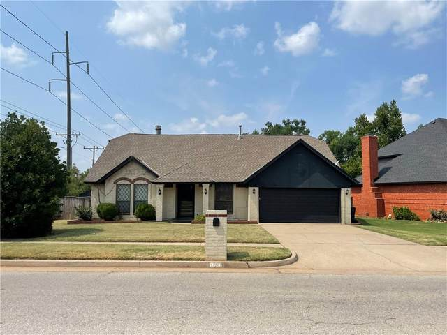 16501 Sunny Hollow Road, Edmond, OK 73012 (MLS #954633) :: Sold by Shanna- 525 Realty Group