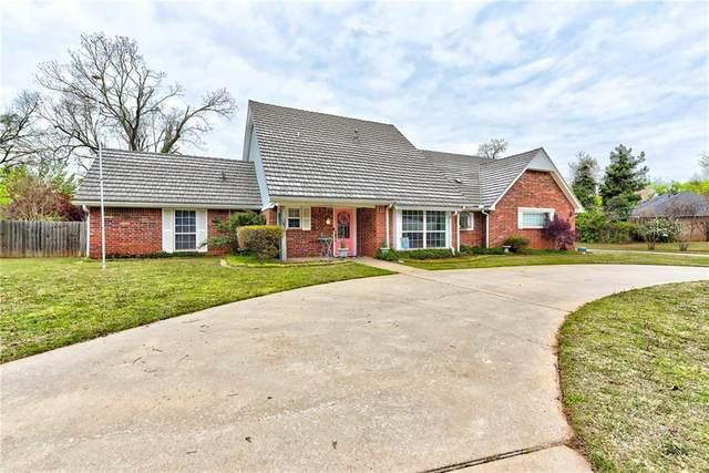 28 Northridge Road, Shawnee, OK 74804 (MLS #954661) :: Maven Real Estate