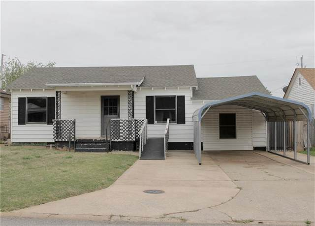 117 Carpenter Lane, Elk City, OK 73644 (MLS #954682) :: Homestead & Co