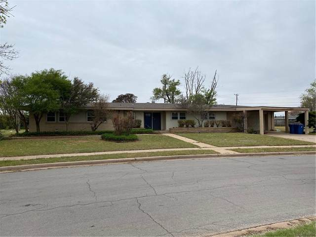 325 Suwanee Road, Burns Flat, OK 73624 (MLS #954724) :: Homestead & Co
