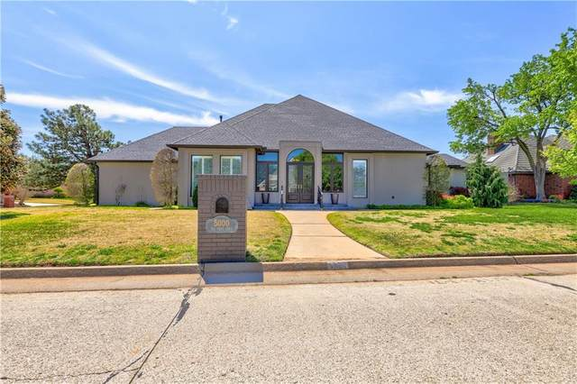 5000 Val Verde Drive, Oklahoma City, OK 73142 (MLS #954725) :: Homestead & Co