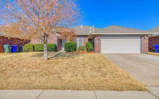 1109 Falco Concolor Drive, Norman, OK 73072 (MLS #954726) :: Homestead & Co