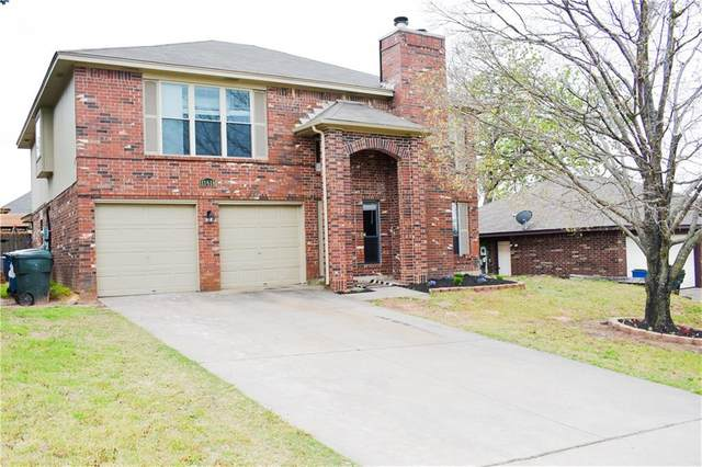 11618 Mark Street, Midwest City, OK 73130 (MLS #954738) :: Homestead & Co